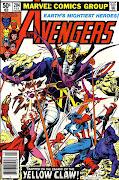 Avengers #204Don Newton art & cover (avengers )
