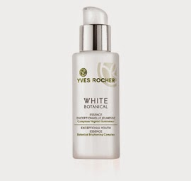 Essence Exceptionnelle Jeunesse White Botanical Yves Rocher