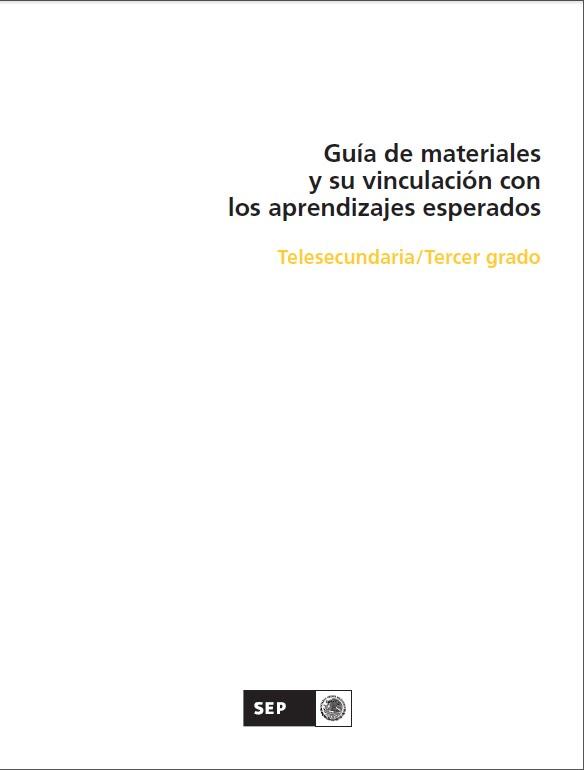 GUÍA MATERIALES AE 3