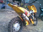 honda beat airbrush