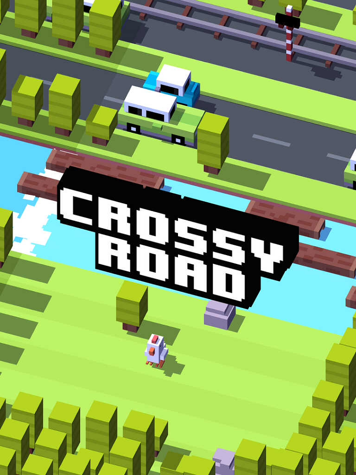 Crossy Road - Endless Arcade Hopper Free App Game By HIPSTER WHALE