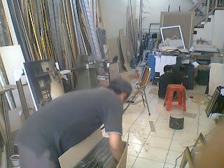 Pembuatan Pigura Surabaya Jawa Timur