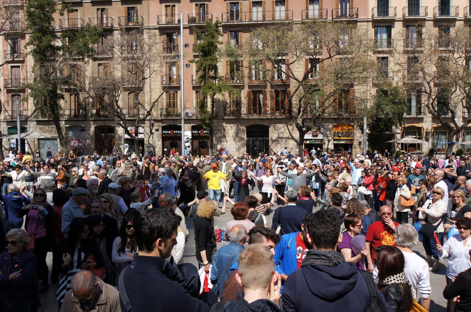 Barcelone Vieille Ville Plan