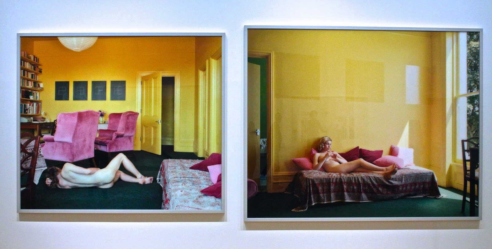 Jeff Wall Exhibition - Final Review | Visual Exploration - Sophie ...