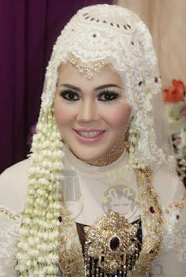 Make Up Pengantin Muslimah Simpel