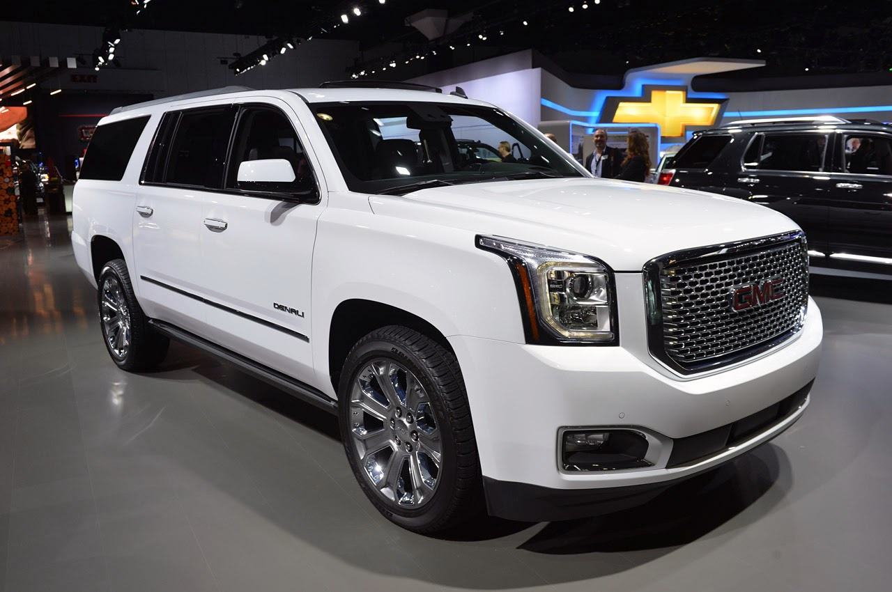 automotiveblogz 2015 gmc yukon xl la 2013 photos. Black Bedroom Furniture Sets. Home Design Ideas