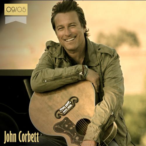9 de mayo | John Corbett - @RealJohnCorbett | Info + vídeos