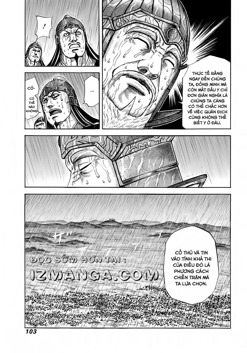 Kingdom - Vương Giả Thiên Hạ Chapter 233 page 17 - IZTruyenTranh.com