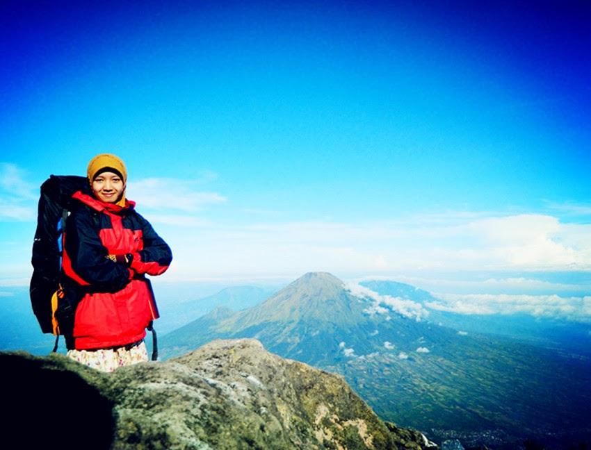 Gunung Sumbing 3371 mdpl