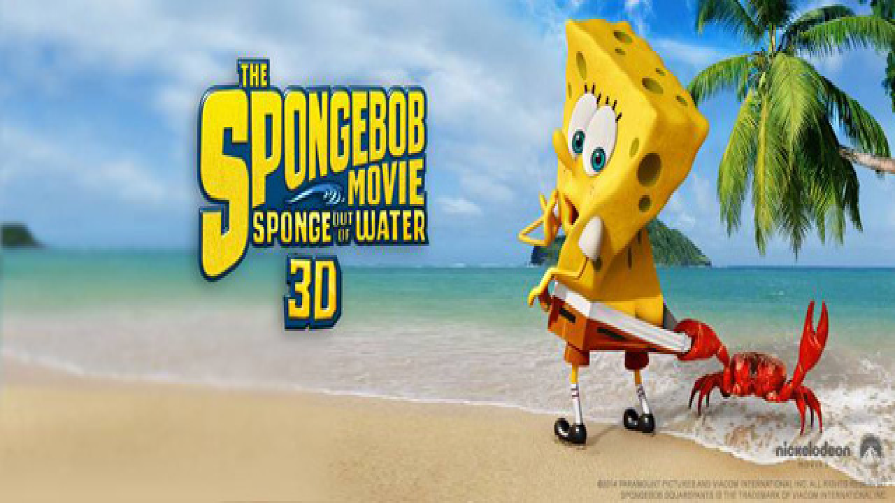 The SpongeBob Movie Sponge Out of Water 2016 HD  - the spongebob movie sponge out of water wallpapers