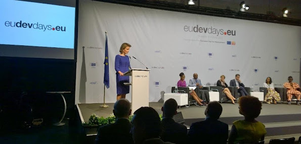 European Development Days, In June 2015, it will serve as the European Year for Development's flagship event