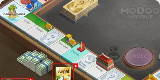 Modoo Marble, game Monopoli online buatan Indonesia