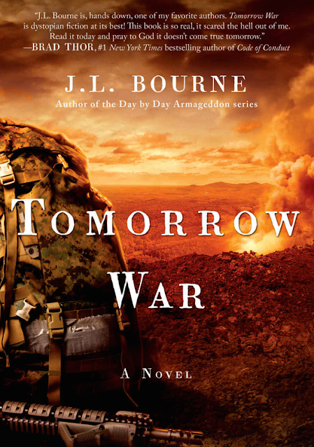 http://www.amazon.com/Tomorrow-War-Chronicles-Max-Redacted-ebook/dp/B00P434H98/ref=tmm_kin_swatch_0?_encoding=UTF8&sr=8-1&qid=1435961158