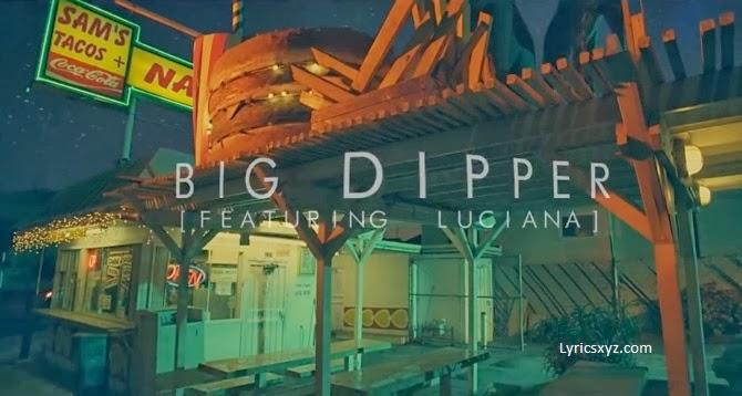 The Cataracs - Big Dipper featuring Luciana