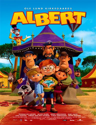 Ver Albert (2015) Online