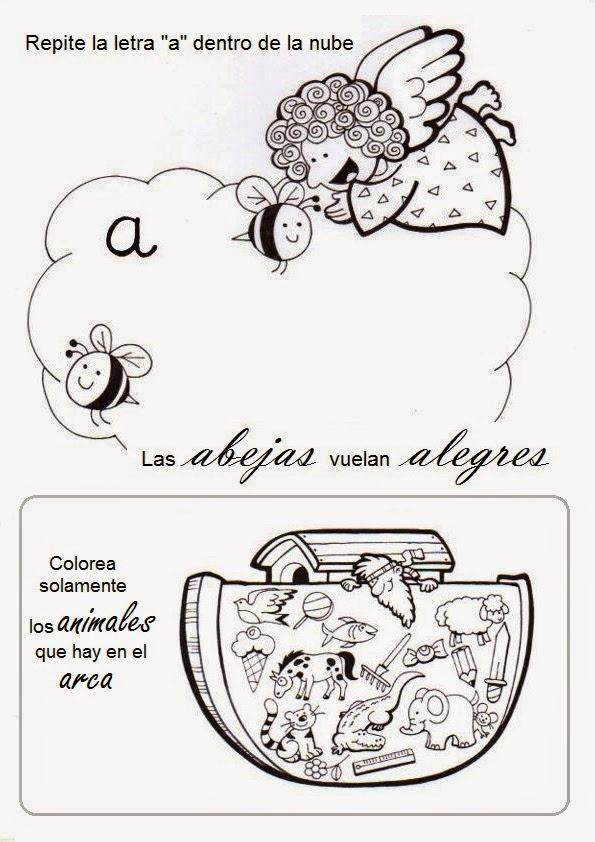 La Catequesis (El blog de Sandra): Abecedario de la Biblia ilustrado ...