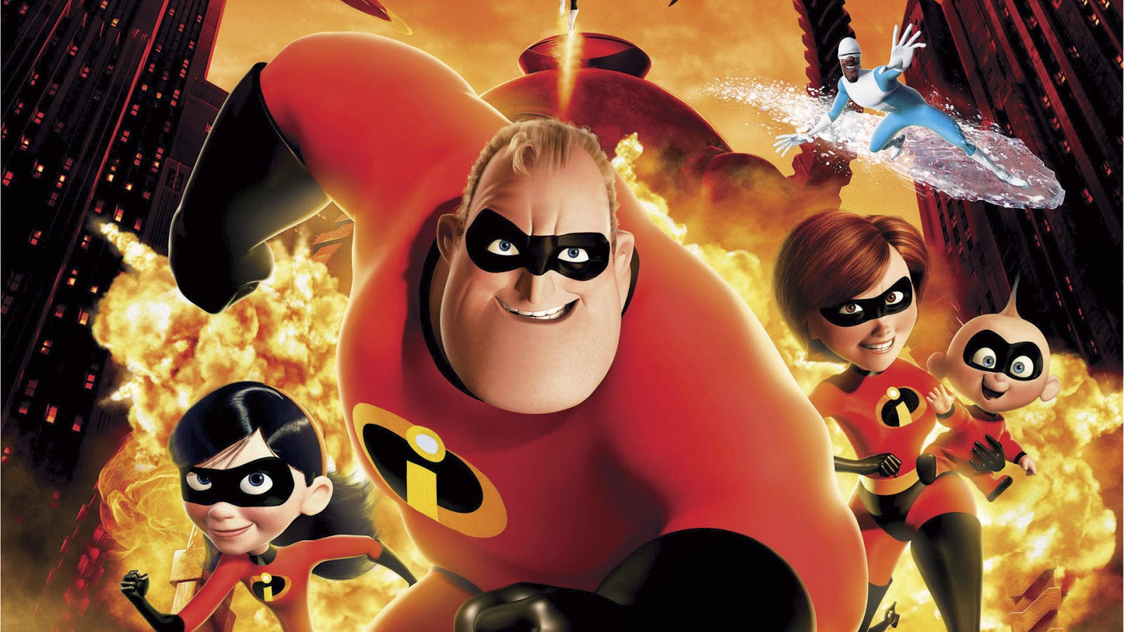 Gia đình siêu nhân (The Incredibles) 