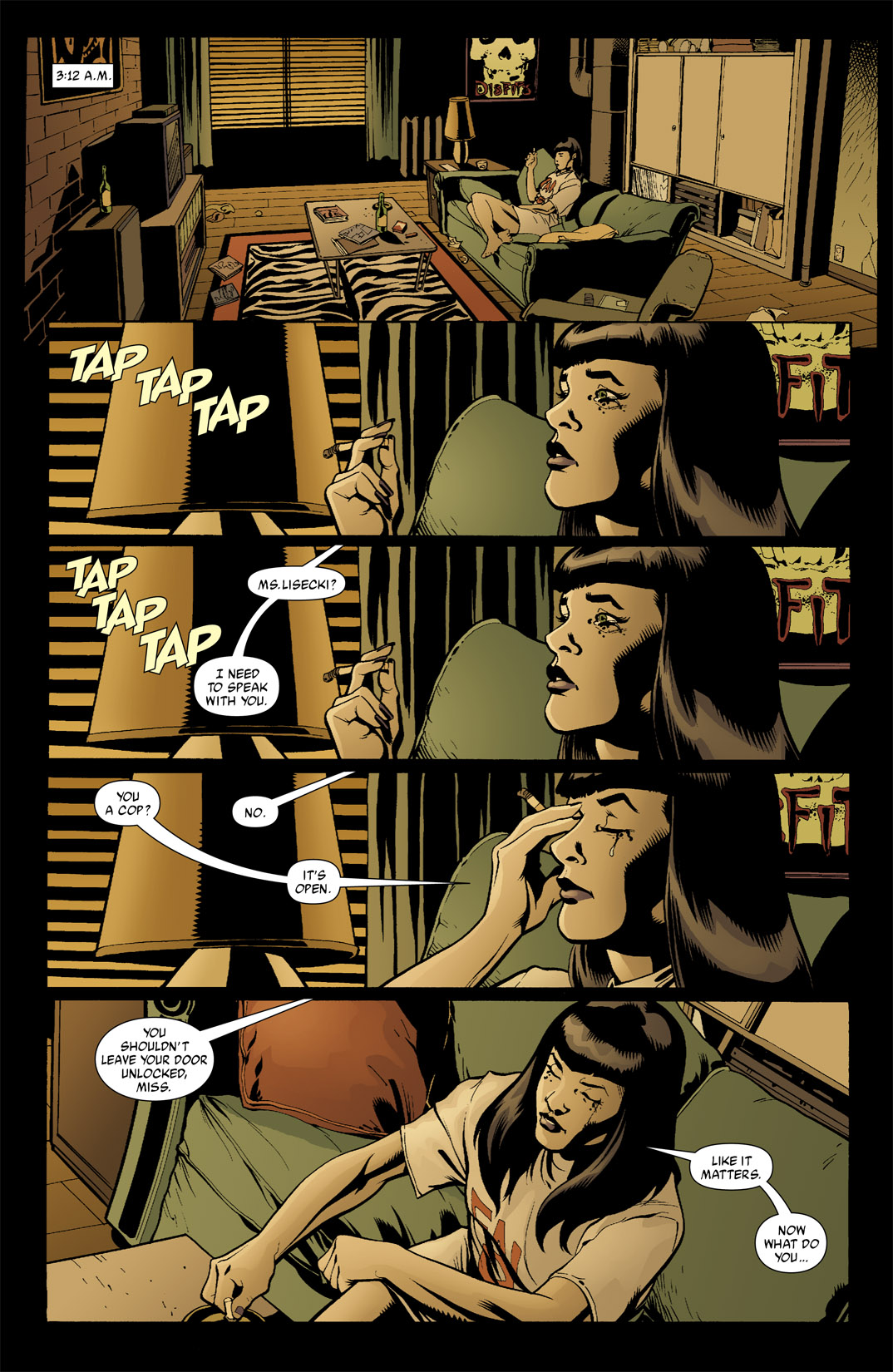 Detective Comics (1937) Issue #790 Page 4