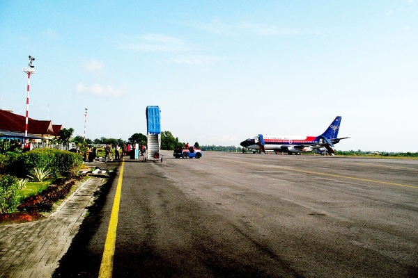 Bandara Depati Amir,i Pangkal Pinang, Bangka Belitung