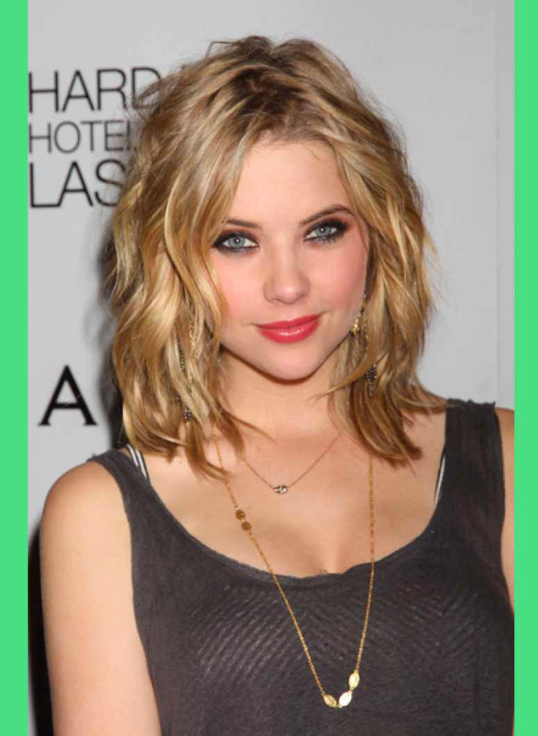 Shoulder Length Hairstyles Top Haircut Styles 2017