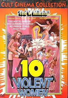 Ten Violent Women 1982