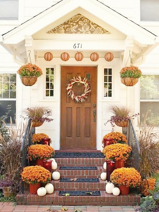 How To Decorate A Porch For Fall B A S Blog