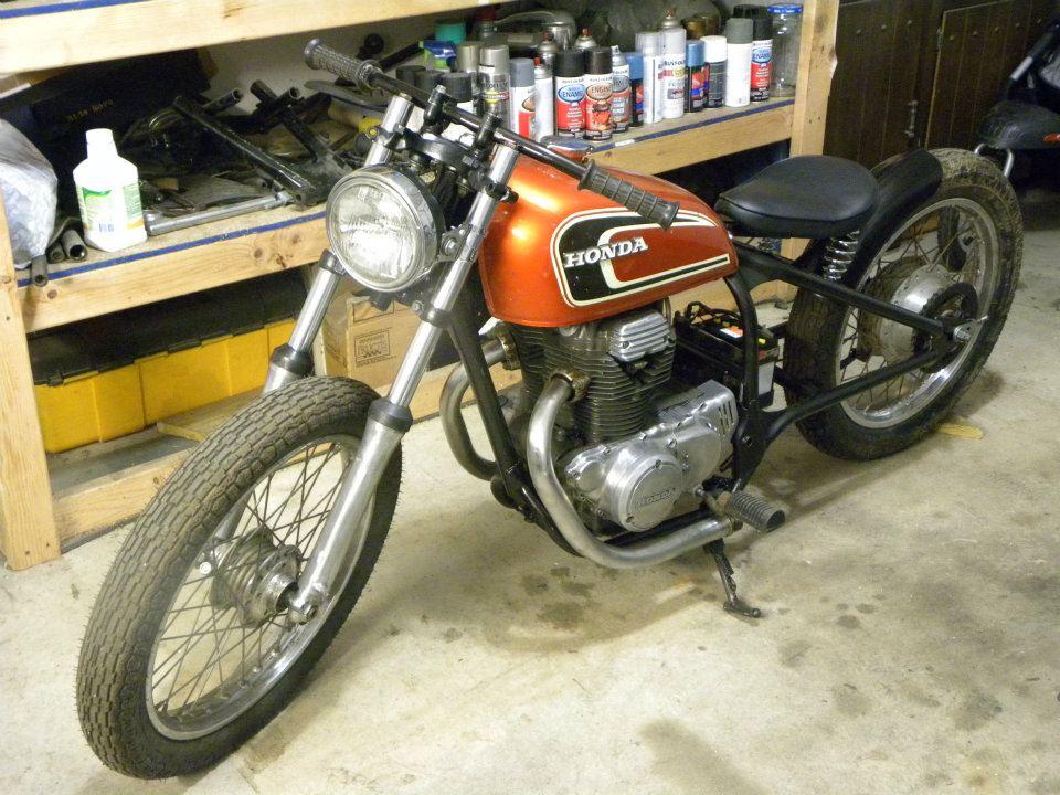 Revive Custom Motorcycles Design