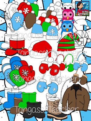 http://www.teacherspayteachers.com/Product/Winter-Snow-Gear-Clipart-Bundle-1012597