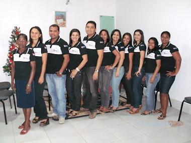 FUNCIONÁRIOS DO NÚCLEO UNIVERSITÁRIO DE IGARAPÉ-MIRI