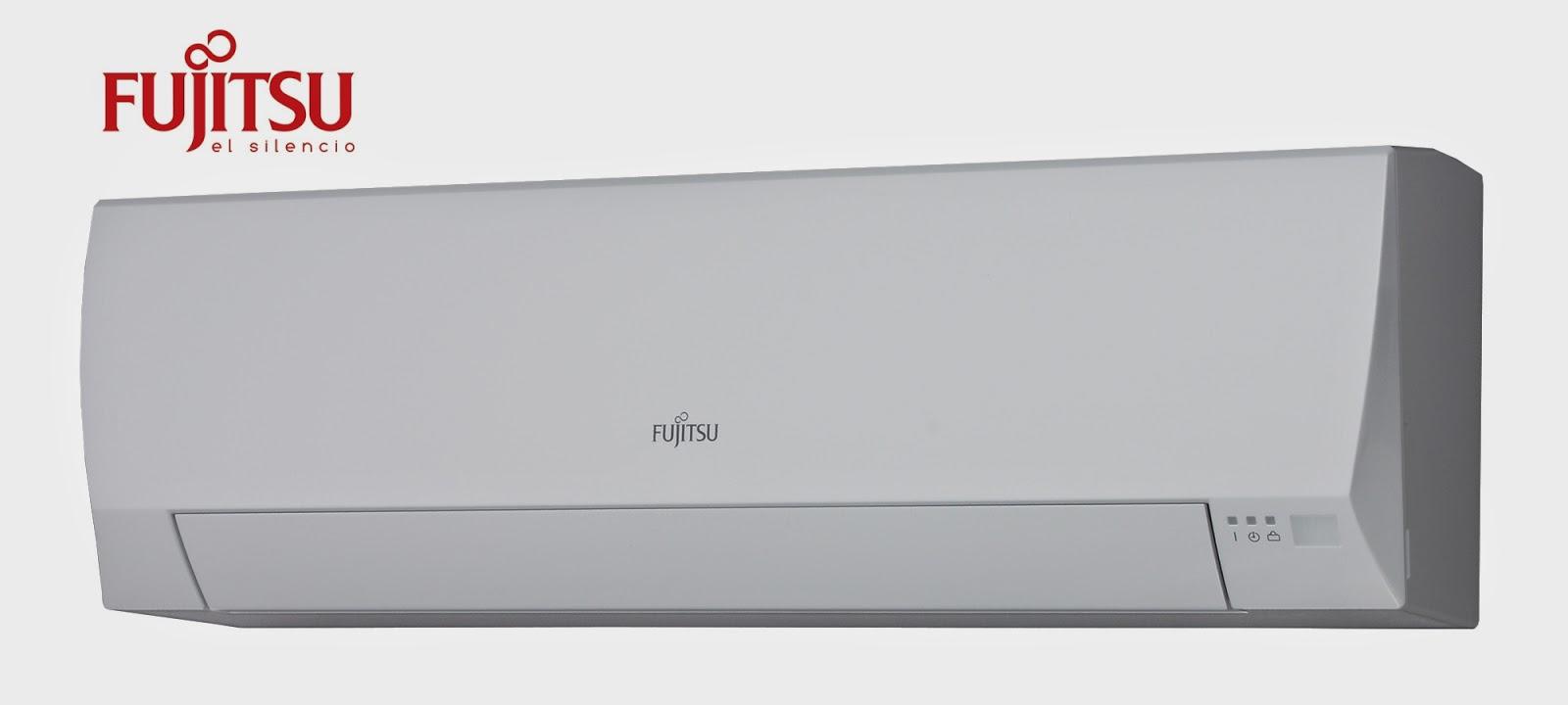 Aire Acondicionado Fujitsu ASY25 UI LLC ASY35 UI LLC