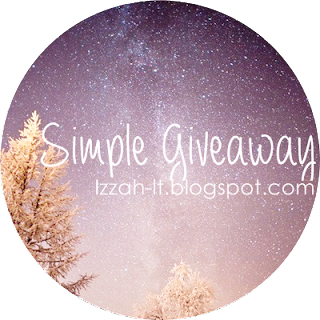 Simple Giveaway