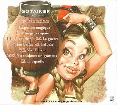 Richard Gotainer - Vive La Gaule