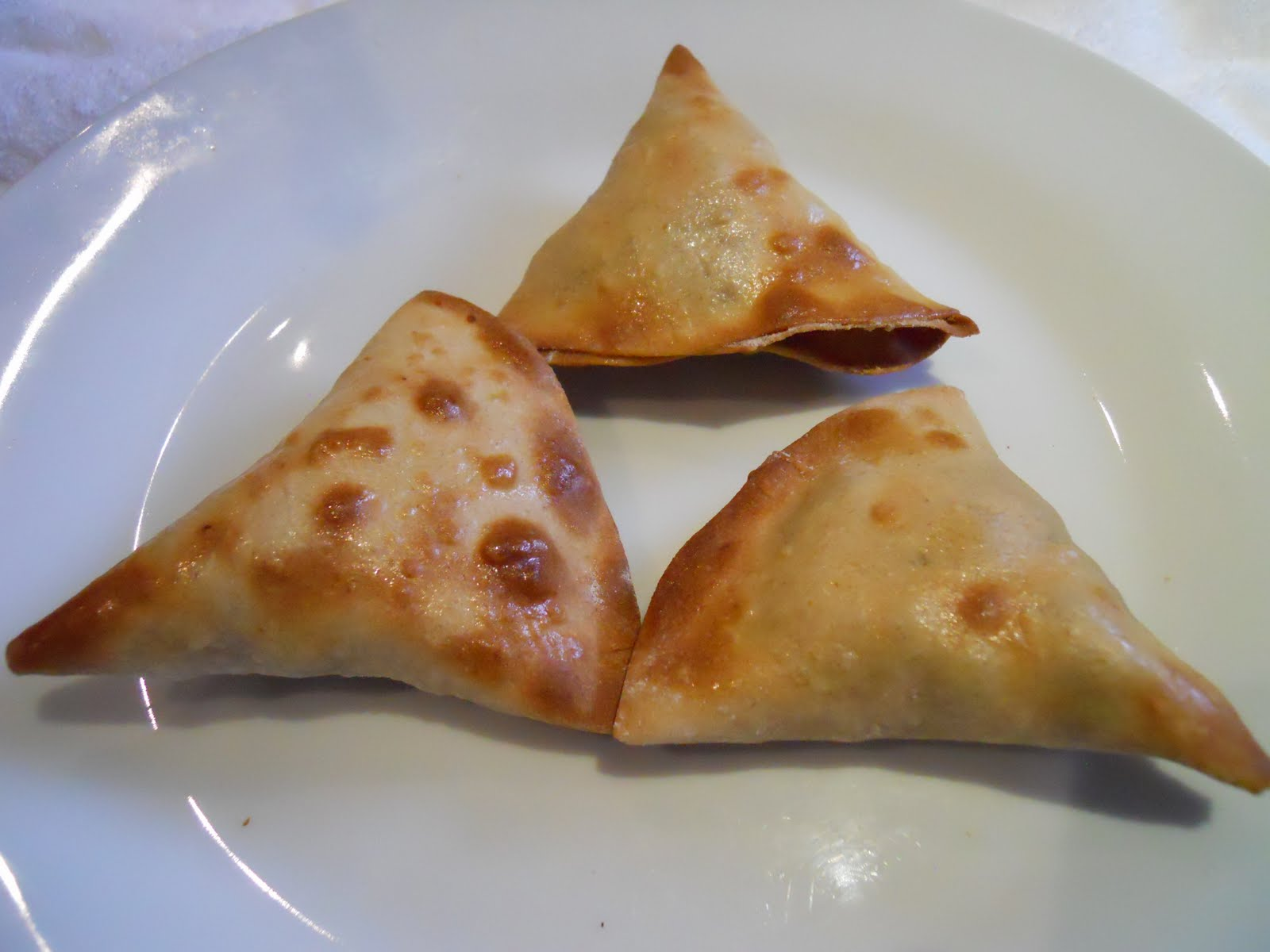 how to cook samosa at home