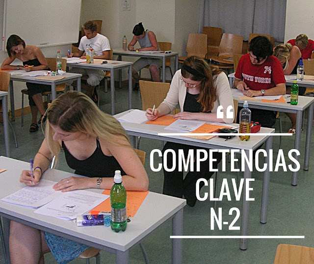 Competencias clave N-2