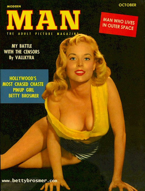 Betty brosmer nude pics