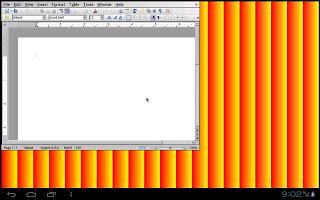 Primer vistazo a LibreOffice 3.5 para Android e instalar LibreOffice 3.5 en Ubuntu