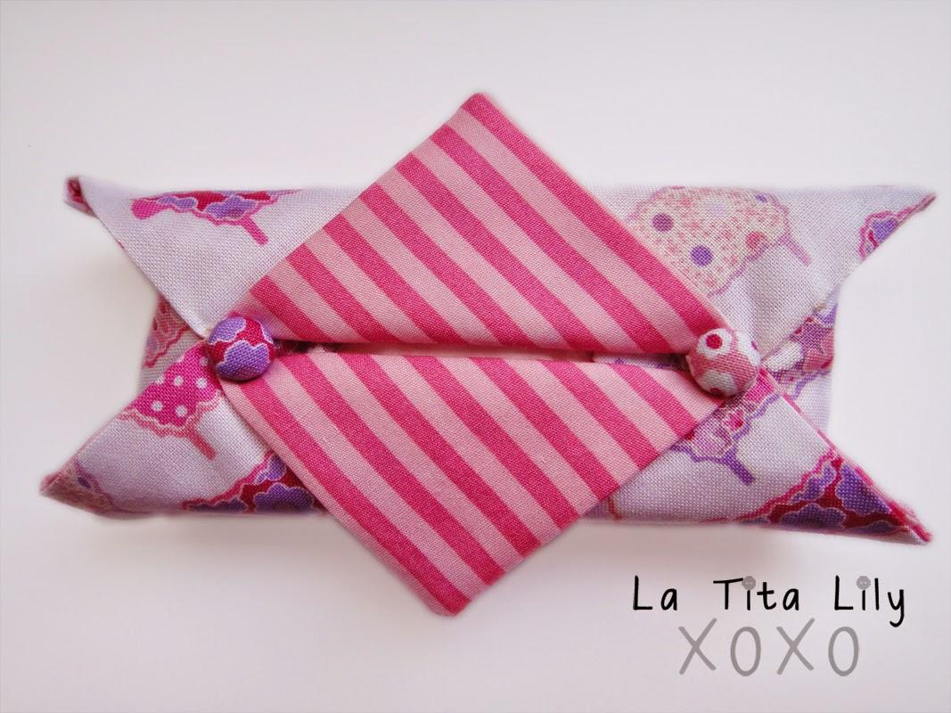 Guarda pañuelos modelo 2