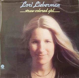 Lori Lieberman Straw Colored Girl