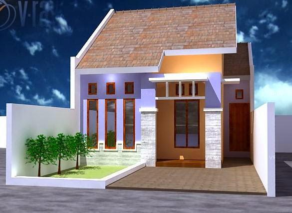 Desain Rumah Minimalis Type 36 gambar 2