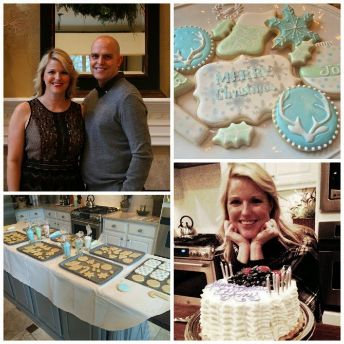 The Holland House: Birthday and Cookies