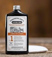 Chamberlain's Leather Milk Leather Care Liniment No. 1