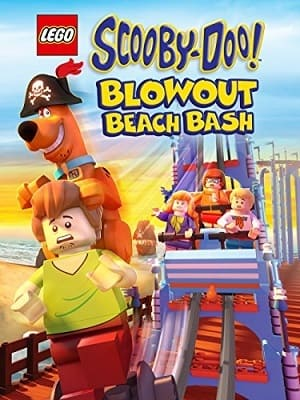 Lego Scooby-Doo! O Golpe Da Praia Filmes Torrent Download capa