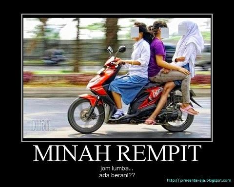 MINAH REMPIT