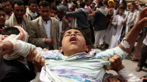 Iême: ATIRADORES À PAISANA ABREM FOGO E MATAM 5 MANIFESTANTES NA CAPITAL
