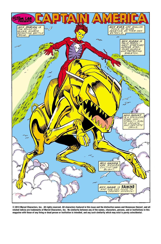Captain America (1968) Issue #339 #268 - English 2