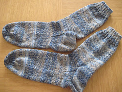 Simple Socks For Daniel 3