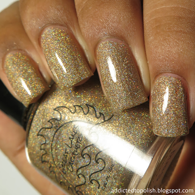 great lakes lacquer freer sand november limited editions