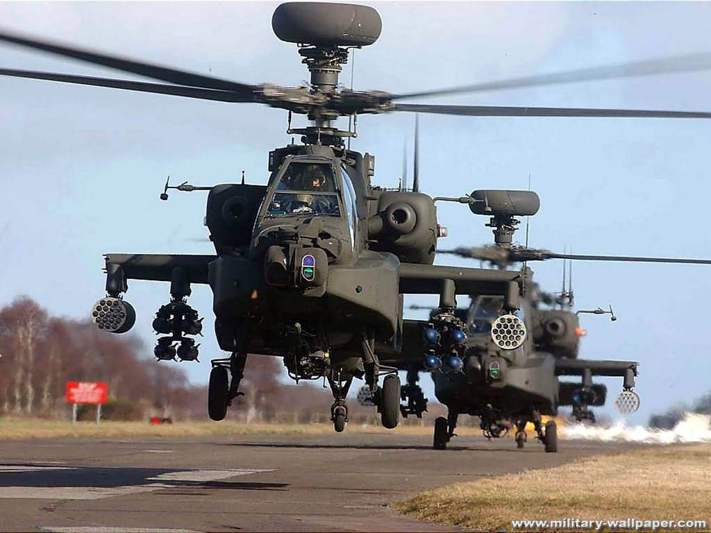 AH-64 Apache Longbow Attack HelicopterApache Longbow Helicopter