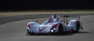 Zytek Nissan Greaves Motorsport n°41 Tag Heuer
