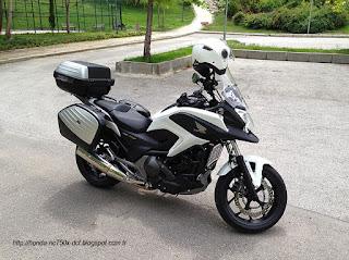 Honda NC750X DCT Nasıl Yakıt Tüketir